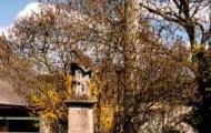 Stará socha Jana Nepomuckého