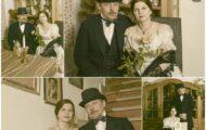 Mamželé Němcovi