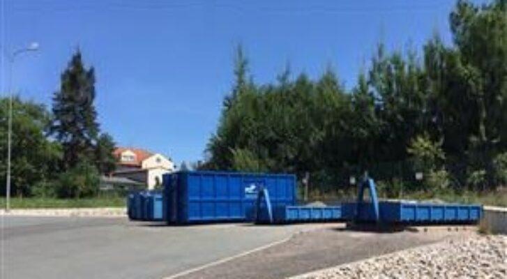 Informace k  odvoz odpadu do sběrného dvora v Hořicích