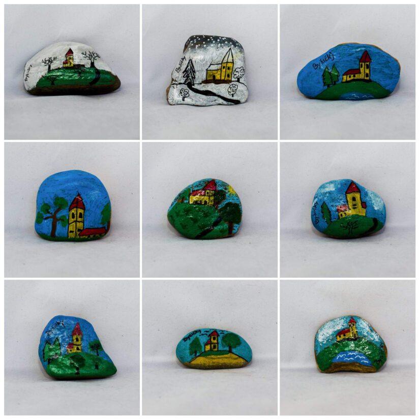 kamínky Byšičky