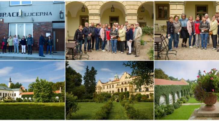 Výlet do Častolovic a Vamberku