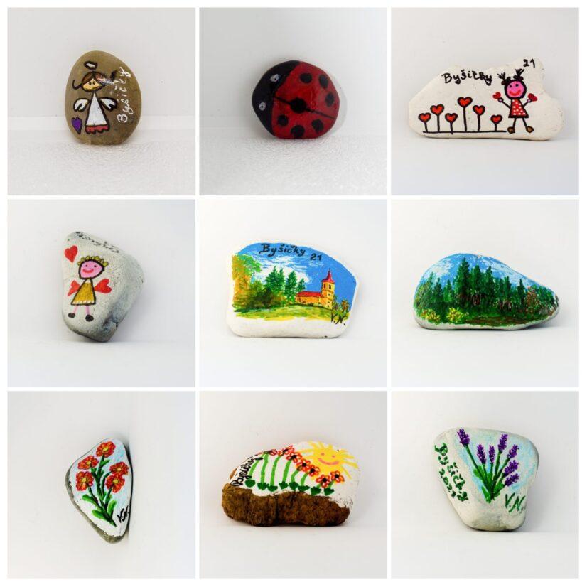 Byšičky kamínky